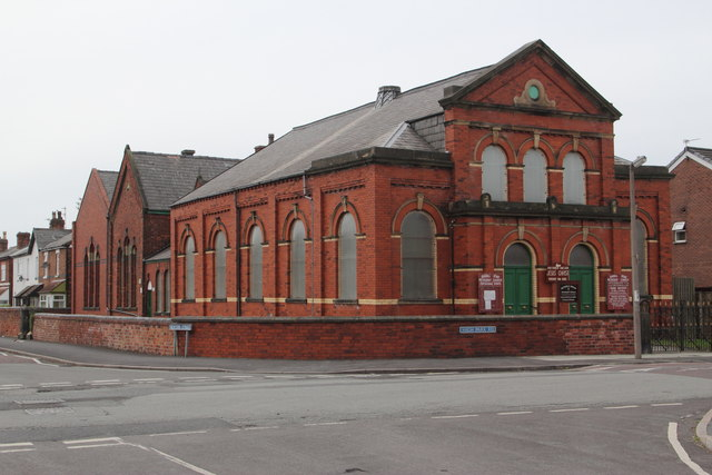 Russell Road Methodist Church