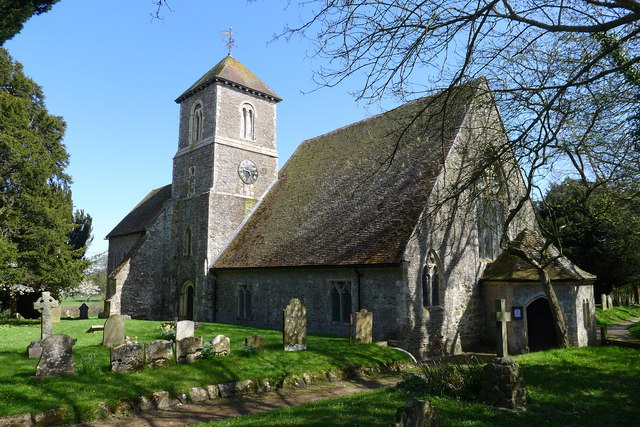 Church of All Saints with St Nicolas, Icklesham
