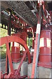 SJ6903 : David and Sampson twin beam blowing engine by Ashley Dace