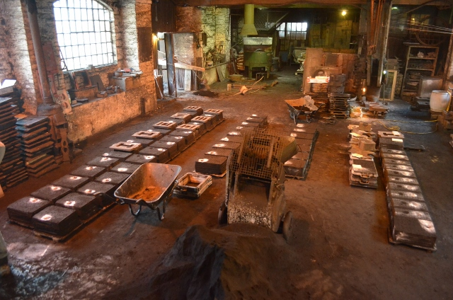 Blists Hill Ironworks