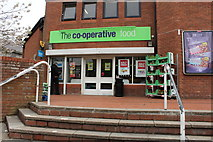 NT9953 : The Co-operative by Billy McCrorie