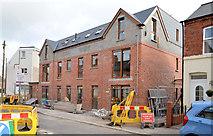 J3774 : Belmont Avenue West site, Belfast (5) by Albert Bridge