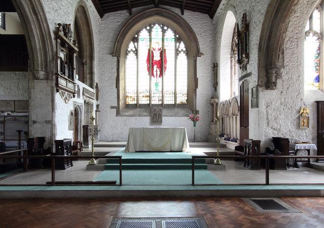 St Dunstan & All Saints, Stepney - Sanctuary