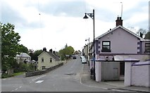 J0115 : The northern end of Forkhill's Main Street by Eric Jones