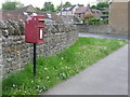 ST6317 : Sherborne: postbox № DT9 72, Blackberry Lane by Chris Downer