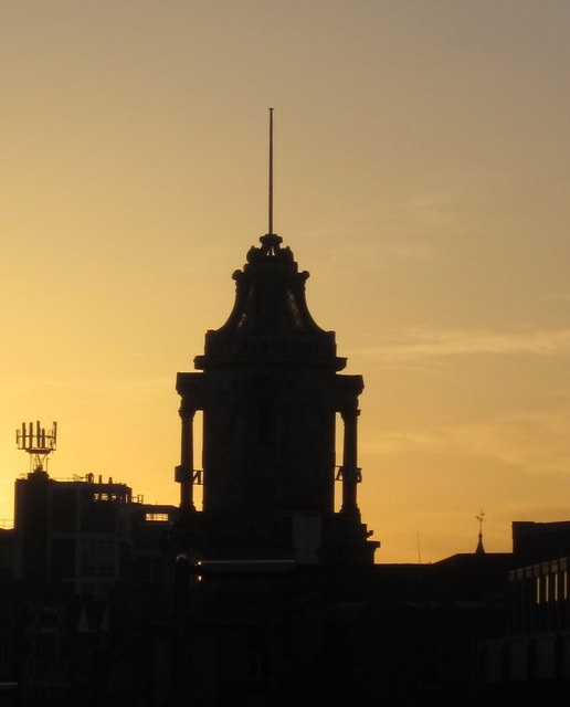 Arding & Hobbs tower, Clapham Junction