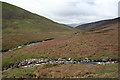 NY3232 : Rivers in Mosedale by Anne Burgess