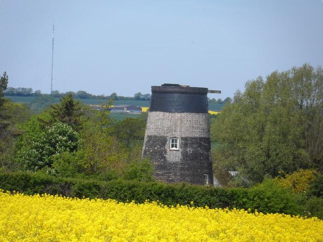 Hooks Mill windmill