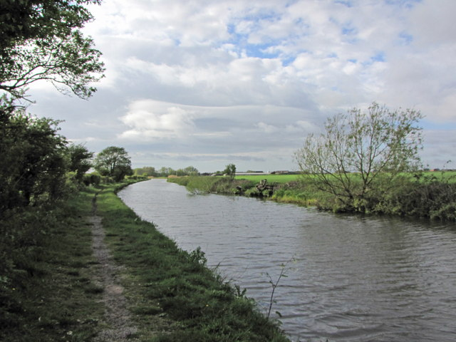 The Leeds - Liverpool Canal