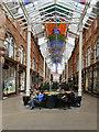 SE3033 : Queen Victoria Street Arcade by David Dixon