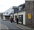 SO0428 : Window shopping in Lion Yard, Brecon by Jaggery