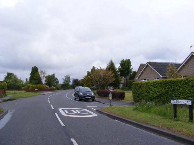 Station Road, Bentley