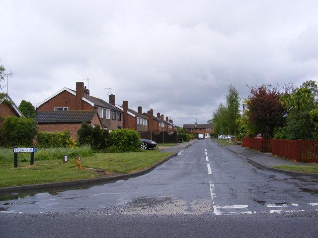 Highfields, Bentley