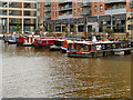 SE3032 : Leeds, Clarence Dock by David Dixon
