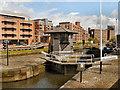 SE3033 : Leeds Lock, Aire and Calder Navigation by David Dixon