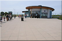 TL4662 : Milton Park and Ride by Philip Halling