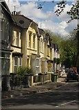 SX9164 : Houses on Lymington Road, Torquay by Derek Harper