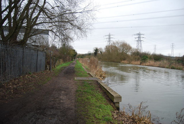 River Lea and Cycleway 1