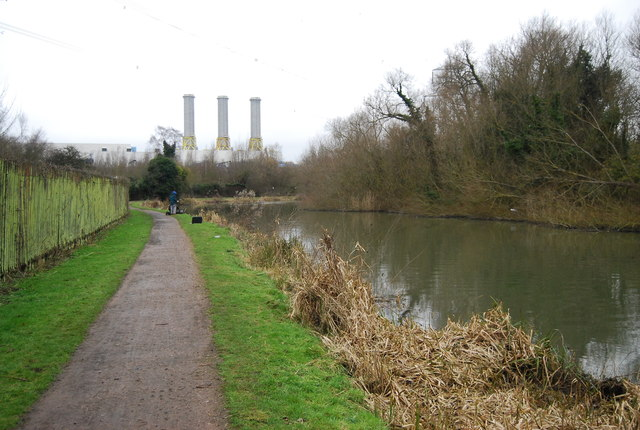 Lea Valley Walk and Navigation