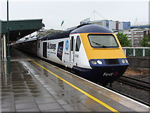 ST1875 : New livery for First Great Western by Gareth James