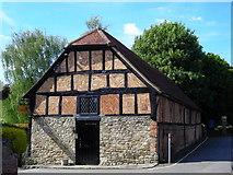 SP7006 : Tithe Barn by Mark Percy