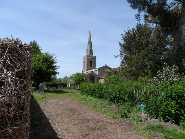 St Peter's Church, Offord D'Arcy