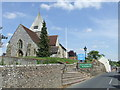 TQ3215 : St. Margaret's Church, Ditchling by Malc McDonald