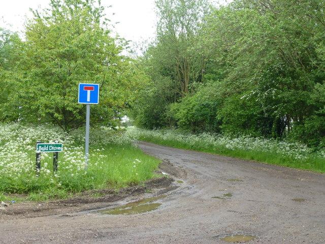 Beild Drove near Little Downham