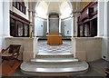TQ2674 : St Anne, Wandsworth - Chancel by John Salmon