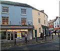 SO5039 : Lock-up shop to let, King Street, Hereford by Jaggery