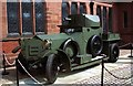 SJ4160 : Rolls-Royce Light Armoured Car at Eaton Hall by Jeff Buck