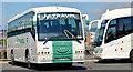 J3474 : JF Travel coach, Belfast by Albert Bridge