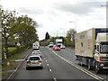 SJ7280 : Chester Road, Tabley by David Dixon