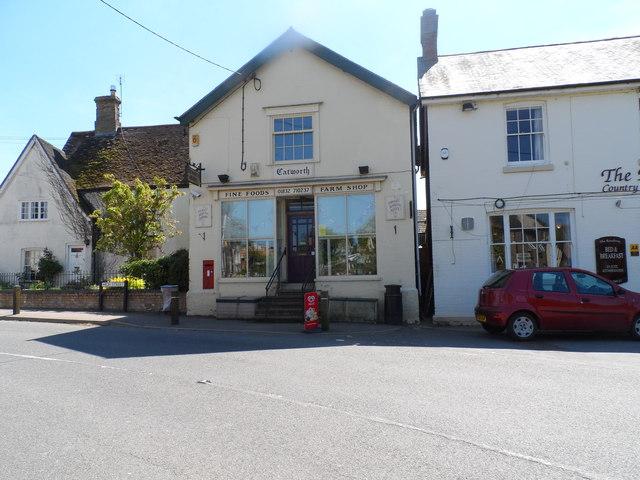 Shop, Catworth