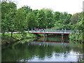 TQ3583 : Victoria Park, Hackney by Malc McDonald