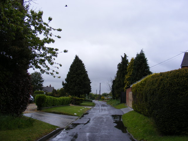 Chapel Lane, Belsead