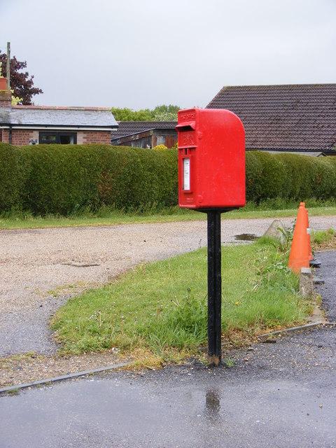 Poultry Farm Postbox
