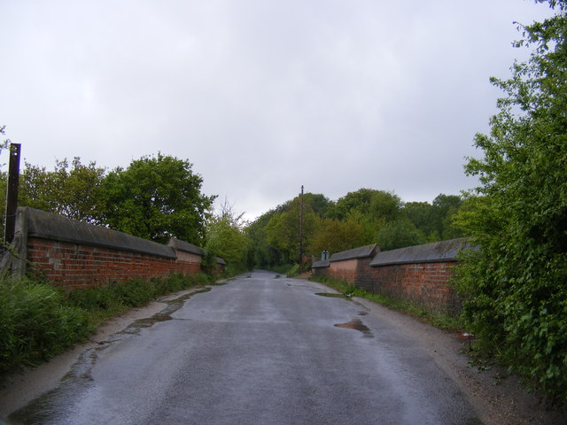 Railway Bridge on The Street