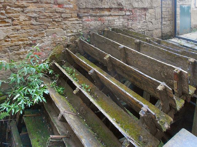 Water Wheel, Armley Mills