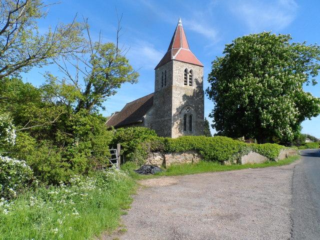 All Saints' church Pidley
