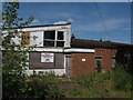 TQ3952 : Derelict building on Amy Road by Stephen Craven