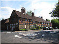 TQ4053 : Corner of Detillens Lane, Limpsfield by Stephen Craven