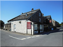 SX5973 : The Plume of Feathers Inn, Princetown by Ian S