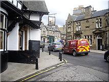 NT2540 : Bridge Inn corner by Stanley Howe