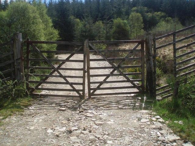 Deer gate