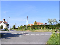 TM4678 : Hill Road, Wangford by Adrian Cable