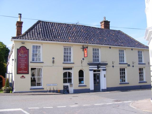 The Angel Inn, Wangford