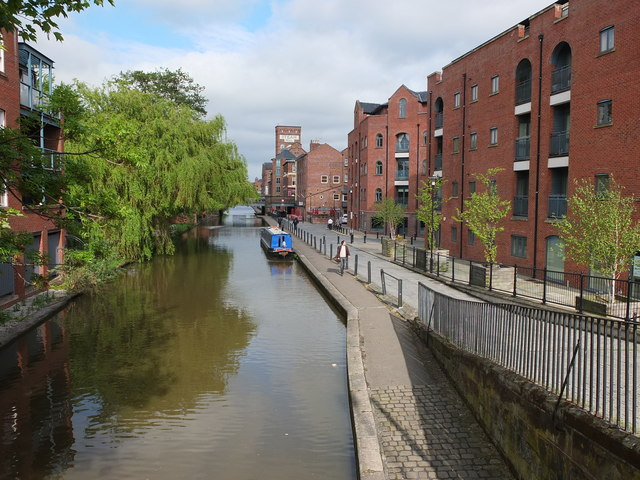Chester canal scene