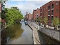 SJ4166 : Chester canal scene by Bill Harrison