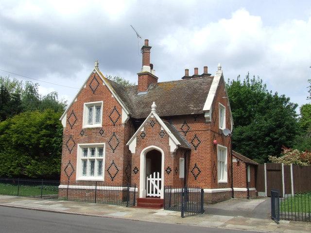 Lodge at Victoria Park, Hackney